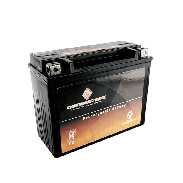 YTX20H-BS High Performance Power Sports Battery Harley Davidson FX Super Glide 1975 M00032-00000