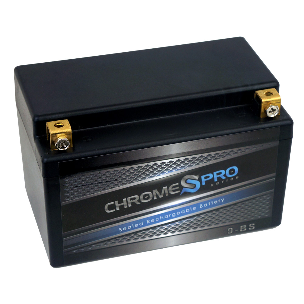 YTX9-BS Lithium Ion High Performance Power Sports Battery Honda GL1800 Gold Wing 2001