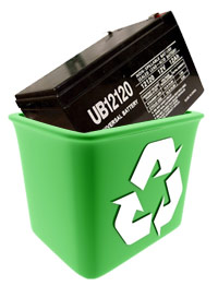 recycle-battery