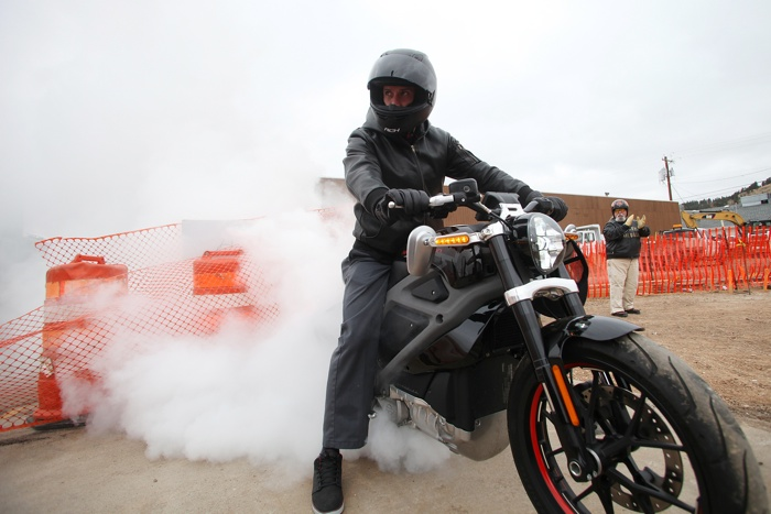 New, Permanent Space for Riders in Sturgis, SD