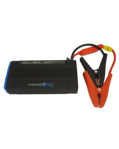 Rescue Elite Jump Starter - Chrome Pro Series- View 1
