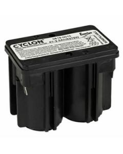 0819-0010 Enersys Cyclon Monobloc Battery 4V 2.5Ah at Chrome Battery