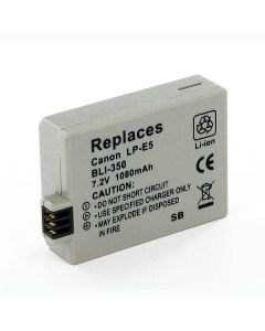 Digital Camera Battery replacement Universal 7.4V 4.81W