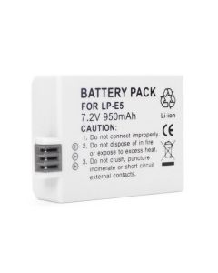 Digital Camera Battery replacement Universal 7.4V 6.66W