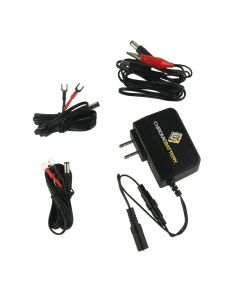 12 Volt 500 mA Battery Charger/Maintainer