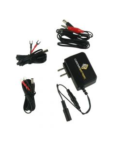 12 Volt 1000mA Battery Charger/Maintainer
