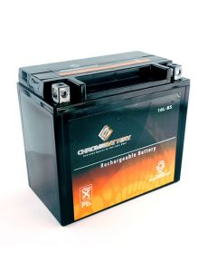 YTX16L-BS High Performance Power Sports Battery