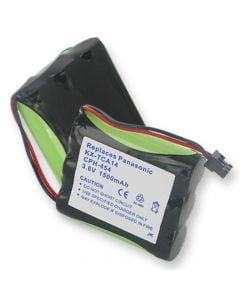 Cordless Phone Battery replaces Universal 3.6V 5.4W