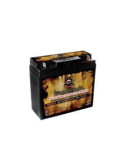 12V 22AH Sealed Lead Acid (SLA) Battery - T3 Terminals