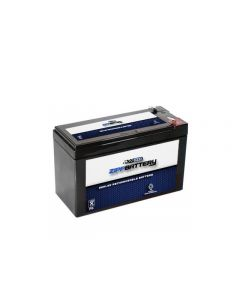 12V 8AH Sealed Lead Acid (SLA) Battery - T2 Terminals
