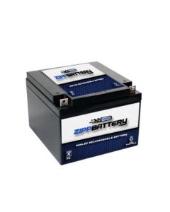 12V 28AH Sealed Lead Acid (SLA) Battery - T3 Terminals