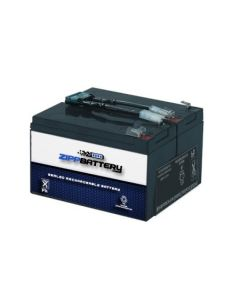 RBC9 UPS Complete Replacement Battery Kit