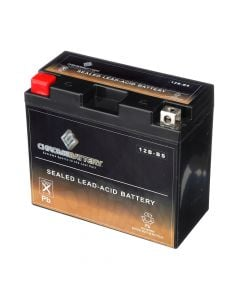 YT12B-BS High Performance Power Sports Battery