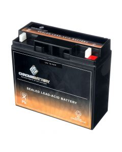 12V 18AH SLA Replacement Battery for Cruzin Cooler - 2PK