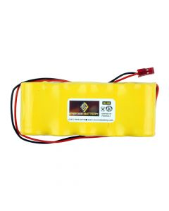 Emergency Lighting Replacement Battery Custom-105
