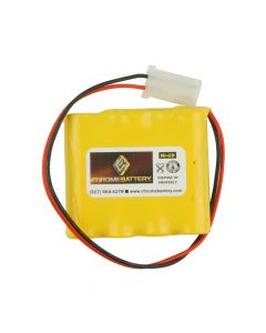 Emergency Lighting Replacement Battery Custom-123