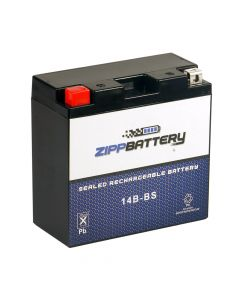 YT14B-BS High Performace Power Sports Battery
