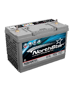 NSB-AGM31 Sealed Battery- NorthStar Group 31 Deep Cycle Battery