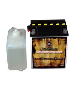 YB16CL-B High Performance Power Sports Battery