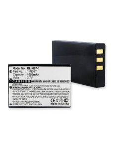 Remote Control Li-ion Replacement Battery for Universal Remote MX810/980 LI-ION 1050mAh Models
