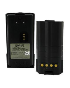 Replacement Two-Way Radio Battery for GE/Ericcson BKB1210 BATTERY - NiMH 2700mAh
