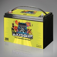 Introducing BlockShakers - High Performance Car Audio Batteries