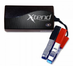 4 AMP Battery Charger by Xtend