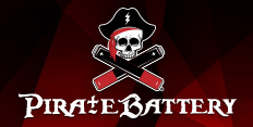 Pirate Battery